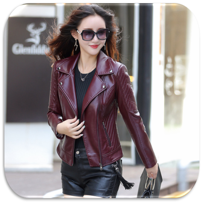 Leather Fashion Wear